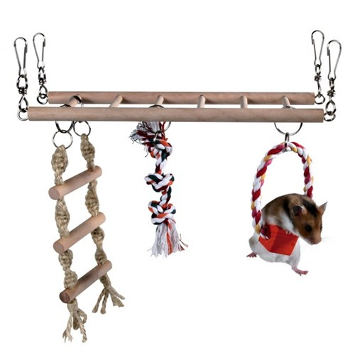 Trixie Hamster İçin Asma Köprü, 29x25x9cm