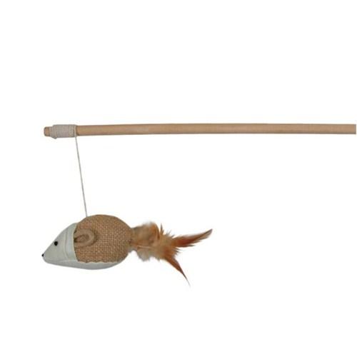 Trixie kedi oyuncağı, kedi oltası, 50 cm