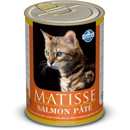 Matısse Somon Balığı Konserve Kedi Maması 400 Gr