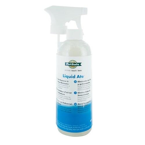 Liquid Ate Odour Elim/Stain Remover (Organik Leke ve Koku Çıkarıcı)