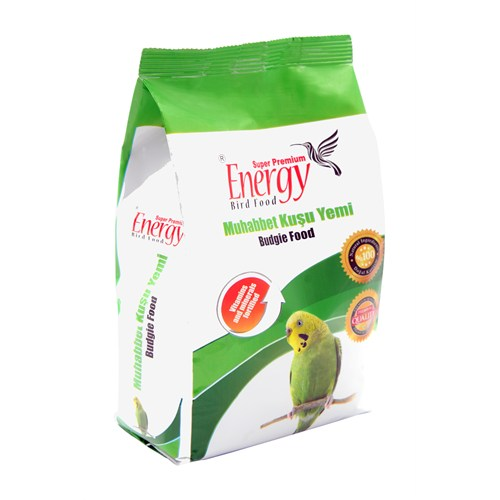 Bird Food Energy Super Premıum Energy® Muhabbet Kuş Yemi(500 G)