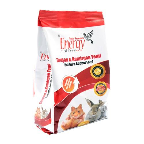 Bird Food Energy Super Premıum Energy® Tavşan Ve Kemirgen Yemi(500 G)