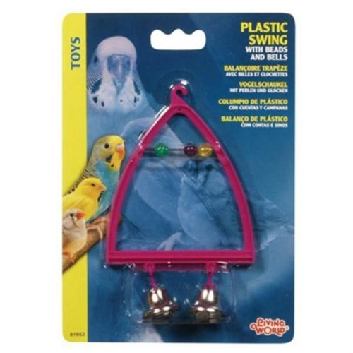 Plastik Zilli Tünek