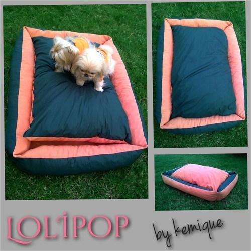 Kemique Lolipop Köpek Yatağı 2X-Large