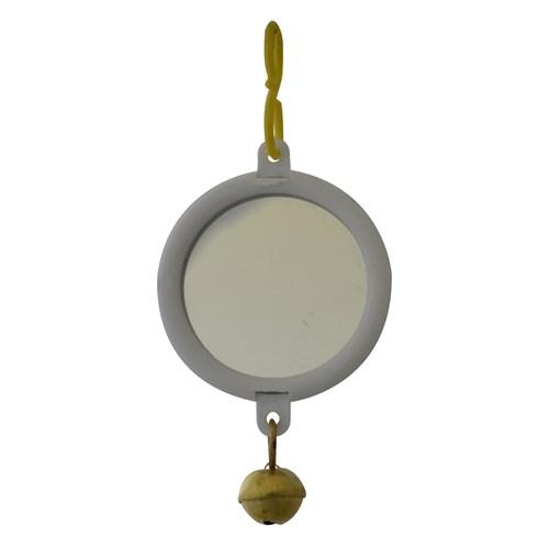 Rotipet Yuvarlak Zilli Ayna