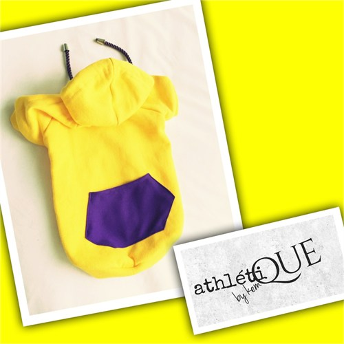 Kemique Sarı Sweatshirt - Athletıque
