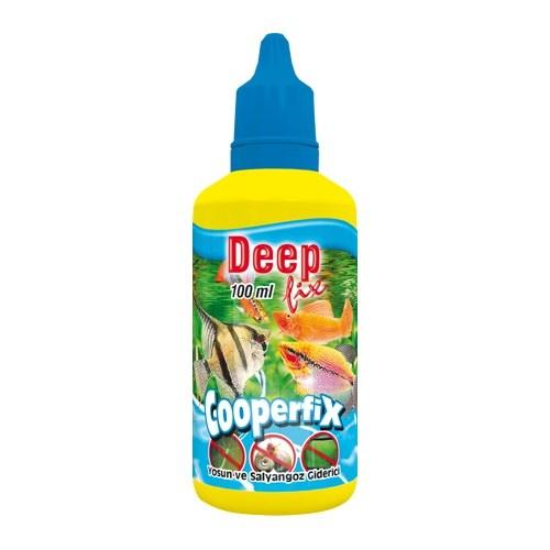 Deep Fix Cooperfix (Akvaryum Yosun Ve Salyangoz Gideri) 50 Ml.
