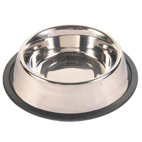 Trixie Köpek Paslanmaz Çelik Mama Kabı 0,45Lt 14Cm