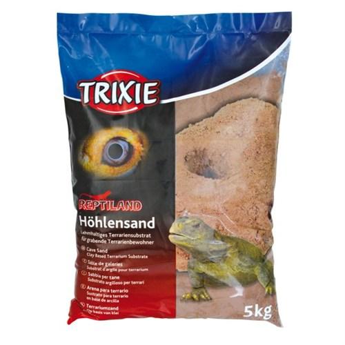 Trixie Sürüngen Teraryum İçin Mağara Kumu, 5Kg