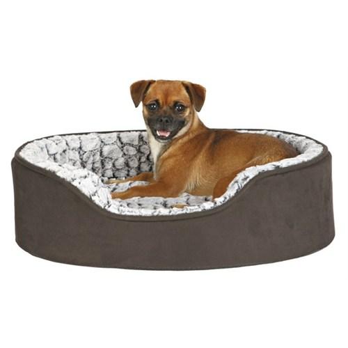 Trixie Köpek Yatağı 110X92Cm Siyah/Gri