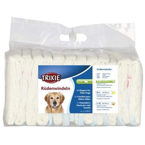 Trixie erkek köpek pedi,L-XL 60-80cm 12adt