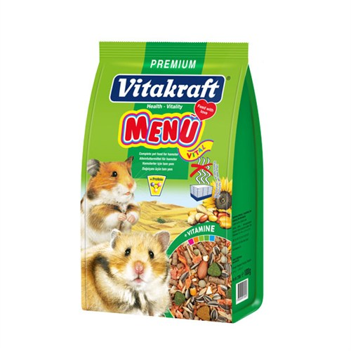 Vitakraft Menü Hamster Yemi 1000 Gr