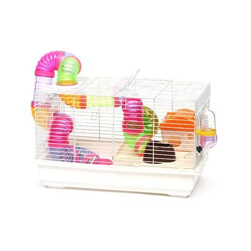 Hamster Kafesi 47*30*28 Cm