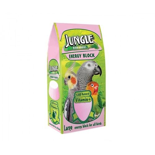 Jungle Enerji Kuş Blok Büyük