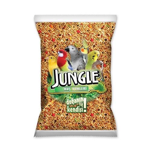 Jungle Poşet Muhabbet Yemi 1 Kg