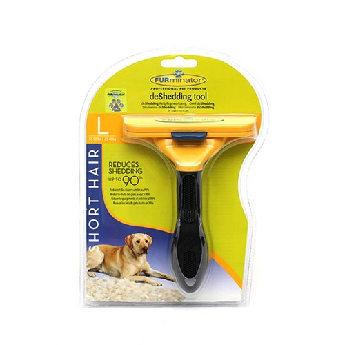 Furminator Shorthair L Dog