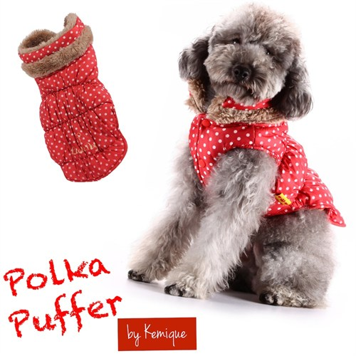 Kemique Polka Puffer By Kemique