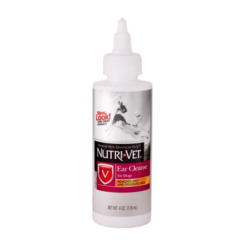 Nutrı-Vet Ear Cleanse Liquid 118 Ml -Köpekler için Kulak Temizleme Solüsyonu