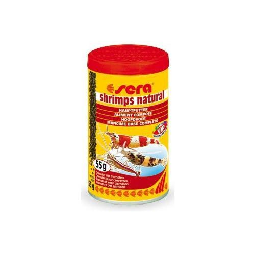Sera Shrimps Natural Balık Yemi 100 Ml