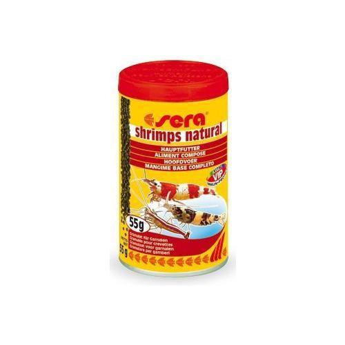 Sera Shrimps Natural Balık Yemi 100 Ml