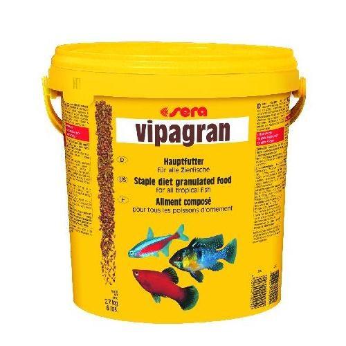 Sera Vipagran Balık Yemi 10 Lt