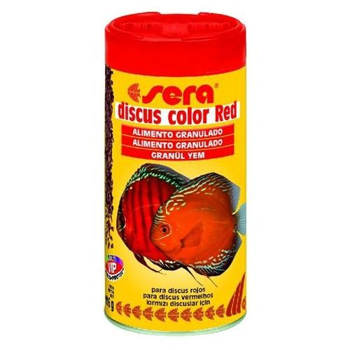 Sera Discus Color Red Balık Yemi 100 Ml