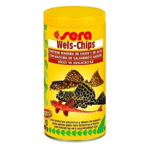 Sera Wells Chips 250 Ml