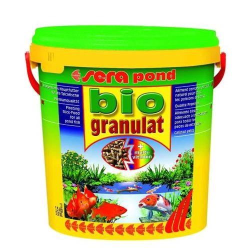 Sera Bio Granulat 10.000 Ml Kova Balık Yemi