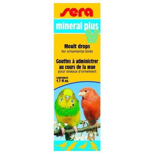 Sera Mineral Plus V 50 Ml