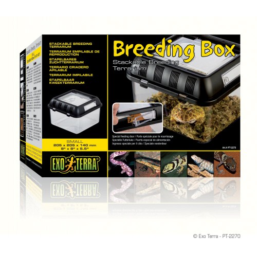 Exo Terra Breeding Box S