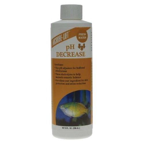 Microbe Lift pH Decrease 240 Ml Fresh Water