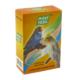 Mavi Yeşil Midye ve Ağaç Kömürü Kuş Kumu 350 gr
