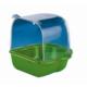 Nobby Bath House Plastik Kuş Banyoluğu 13,0 x 12,5 x 13 cm