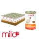 Milo Tavuk&Hindili Köpek Konservesi 400 gr x 24'lü
