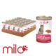 Milo Tavuk&Hindili Kedi Konservesi 400 gr x 24'lü gk