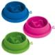 Georplast Adagio Kaymaz Tabanlı Plastik Yavaş Besleme Kabı Large 31,5 Cm