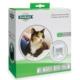 Pet Safe Staywell 300Ef Manuel Deluxe 4 Yönlü Pet Kapisi - Beyaz