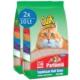 Quik Bentonit İnce Taneli Parfümlü Kedi Kumu 10Lt (2 Adet)