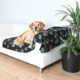 Trixie Köpek Polar Battaniye 150X100Cm Siyahgri