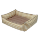Bronza Soft Kedi-Köpek Yatağı No: 5 80x90x15 Bej