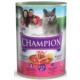 Champion 24 Adet Kuzulu Kedi Konservesi 415 Gr