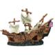 Chicos-Dekor Batık Gemi Açık Renkli (25X10,5X17)