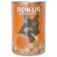 Rokus Tavşan Geyik Etli 410 G Köpek Konserve Maması