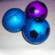 Eurostar Parlak Neon Oyun Topu