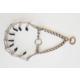 Percell Dikenli Zincir Köpek Eğitim Tasması 3mm*55cm