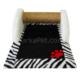 Rulo Mate Duvara Asılabilen Kedi Tırmalama Zebra 30*43 cm