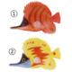 Euro Flora Balık 23X3X15 Cm