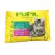 Pupil Pouch Kedi Konservesi 4'lü Paket 4X100 Gr ( 2Xkuzu Ve Hindi - 2Xdana Ve Tavşan )