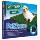 Cix Petzoom Pet Park Mini - Yavru Köpek Tuvalet Eğitimi