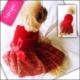 Ekose Yılbaşı Köpek Elbisesi - Noel By Kemique